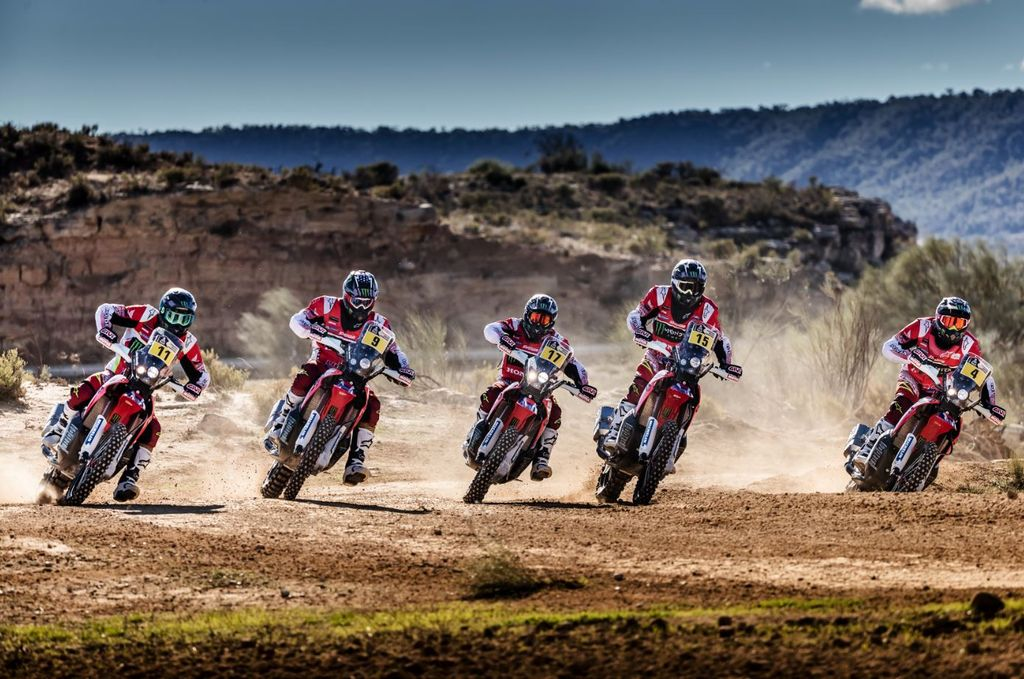 TeamHRC17 Team action MCH s