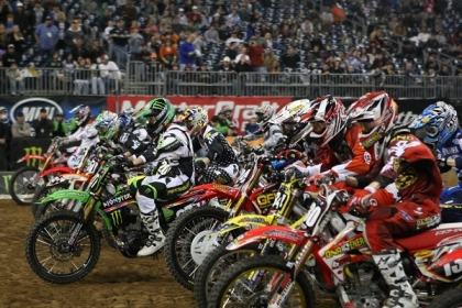 Supercross Sofia|The battle begins: AMA Supercross отвътре